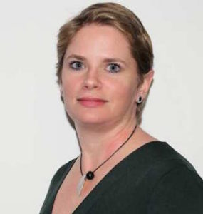 Caroline Humer is Director of ICMEC's Global Missing Children's Center. Pic courtesy: C. Humer