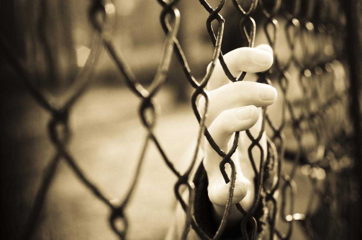Representative photo of a prisoner © Popa Sorin | Dreamstime.com