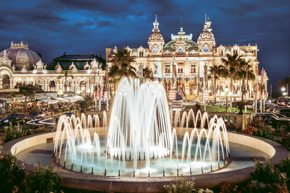 The Monte Carlo casino, pictured here, was among the handful of land-based European casinos that resumed operations, with restrictions. Photo: ©Kasto80|Dreamstime.com