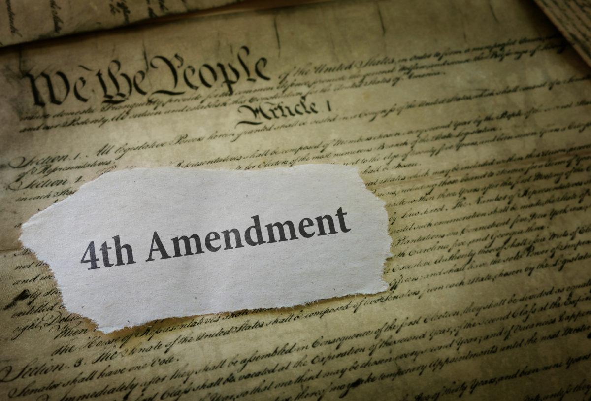 Fourth Amendment concept photo © Zimmytws | Dreamstime.com