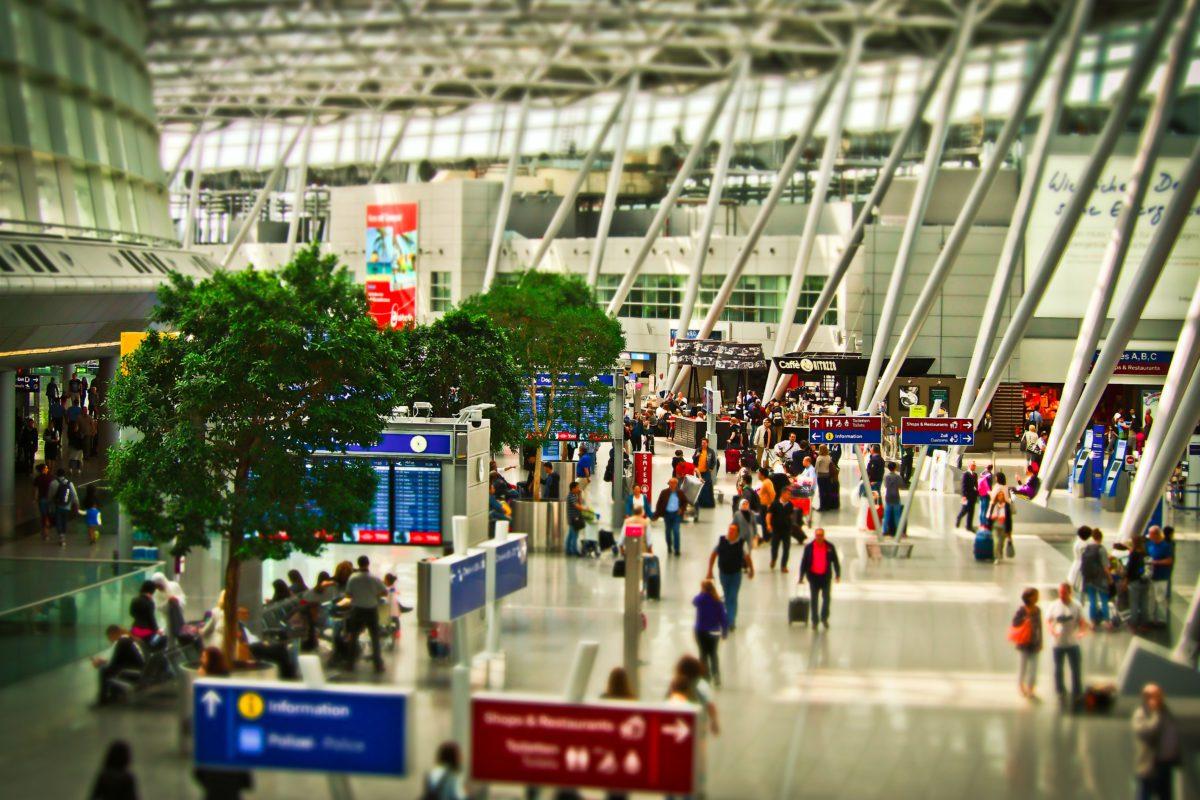Representative photo of an airport | Photo by Michael Gaida | Pixabay