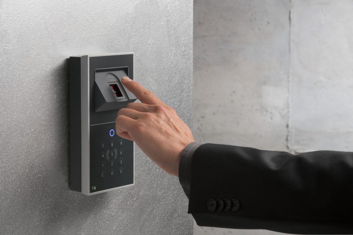 Representative photo of a fingerprint scanner | By Susanne Plank | Pixabay