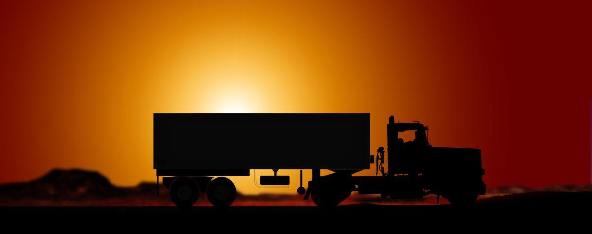 Representative image of a freight truck | Photo byGerd Altmann | Pixabay