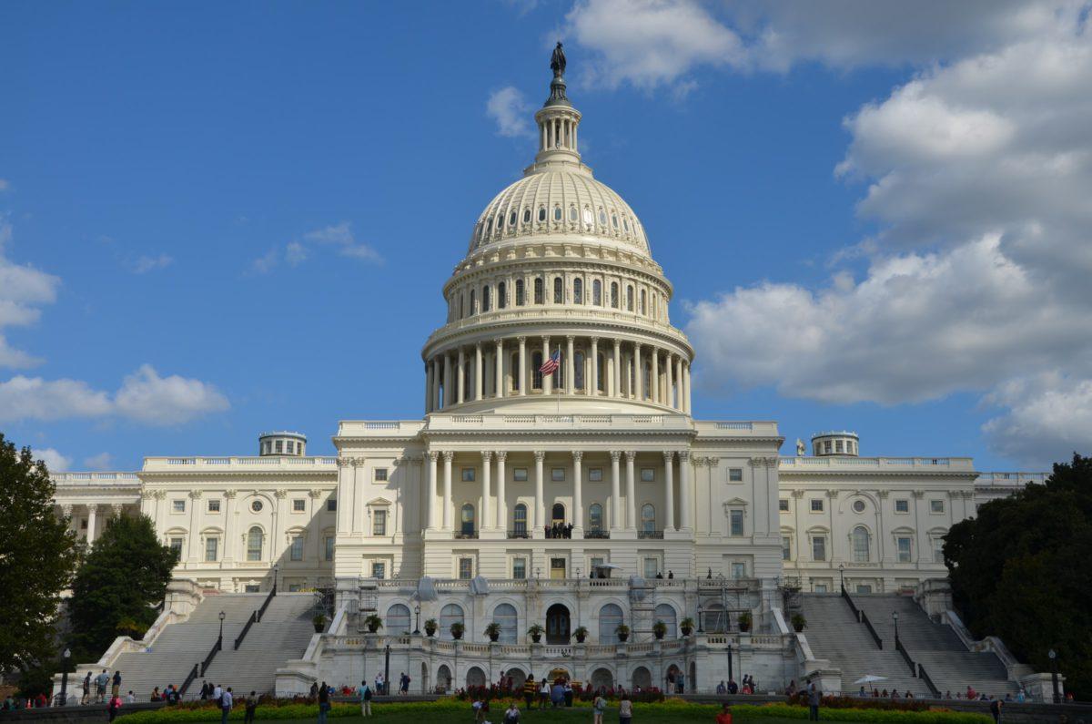 Representative photo of the U.S. Capitol | Photo by Don Shin on Unsplash